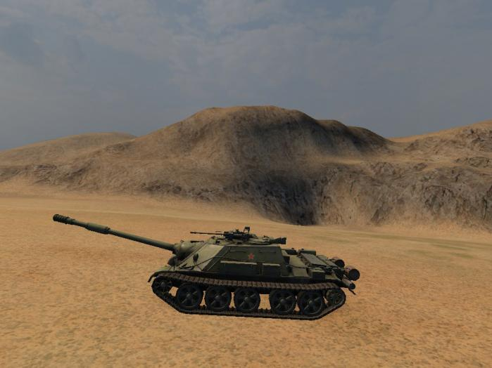 World of Tanks. СУ-122-54