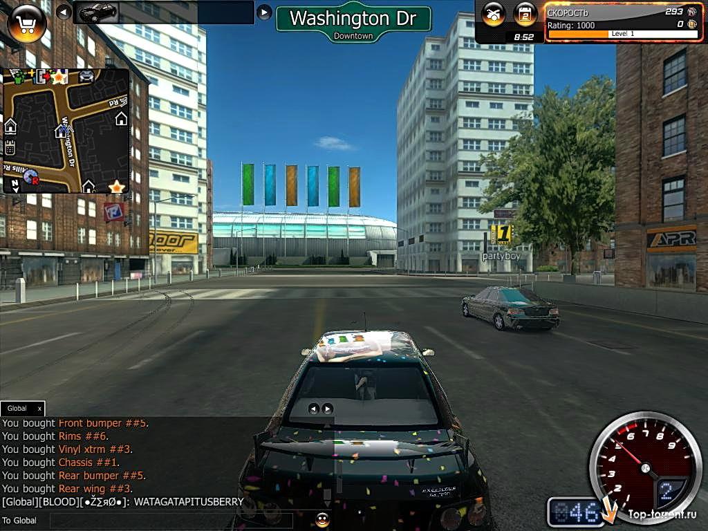 Игры Тачки 2 гонки - играть онлайн бесплатно для мальчиков