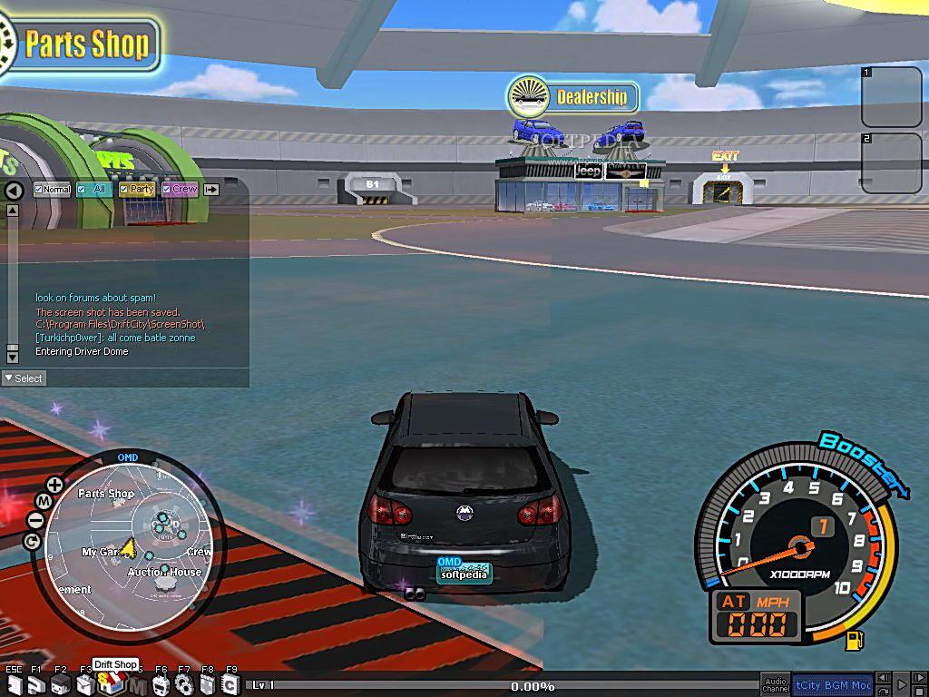 Популярные сегодня гонки на машинах